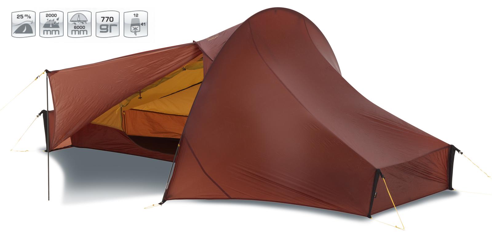 【国内正規品】NORDISK テント Telemark 1 ULW (テレマーク1 ULW) レッド [151011]【送料無料/代引き無料】(ノルディスク テント 1人用 red ティーレマルク)(アウトドア用品 キャンプ用品 キャンプテント アウトドア【k【SUMMER_D