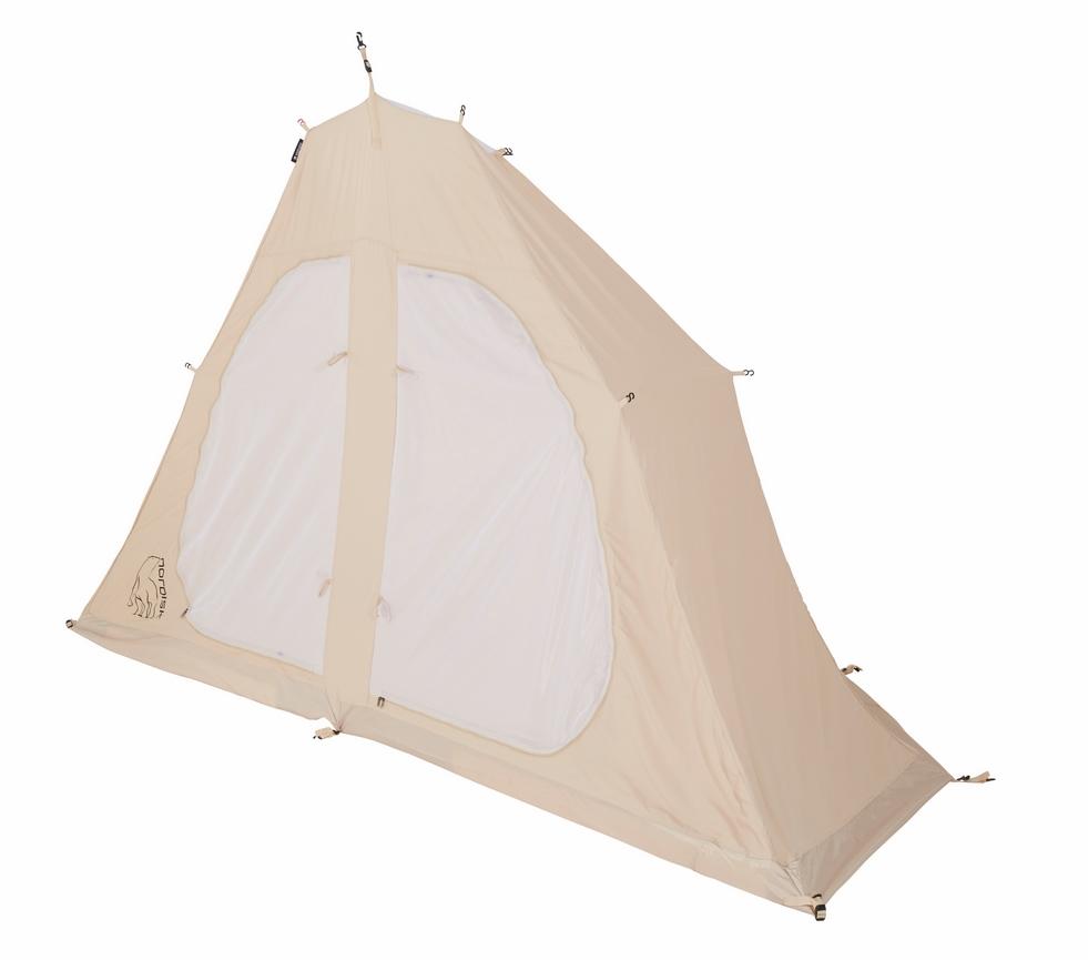 【国内正規品】NORDISK Alfheim 12.6専用インナーキャビン(1pc)[144014](グランピング テント ノルディスク テント cabin アルヘイム12.6専用 個室 アルフェイム キャンプ用品 アウトドア)【SUMMER_D18】