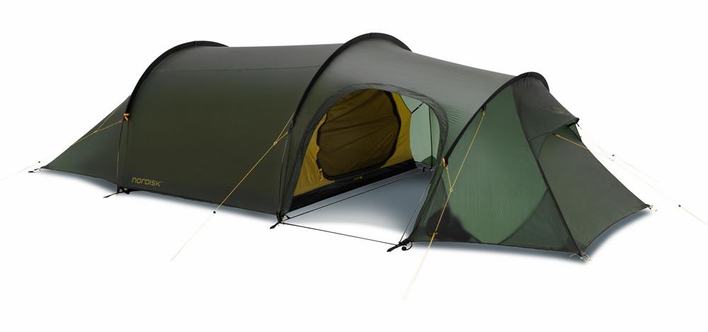 【国内正規品】NORDISK テント Oppland 3 SI(オップランド 3 SI)Forest Green[112033]【送料無料/き無料】 (ノルディスク テント 3人用 アウトドア用品 キャンプ用品 キャンプテント アウトドア特集 簡単 おしゃれ【SUMMER_D