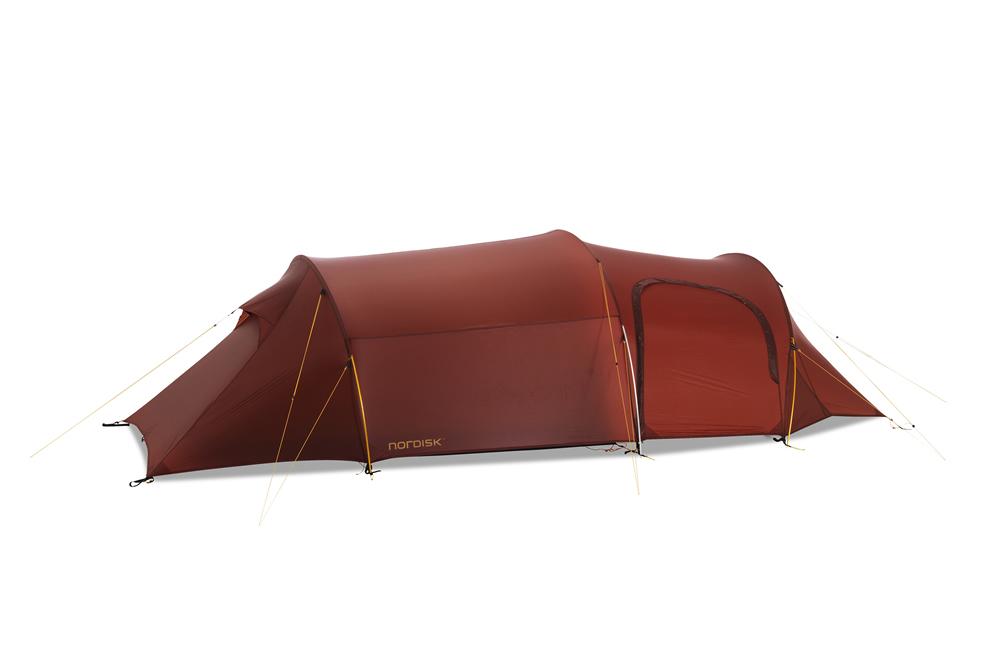【国内正規品】NORDISK テント Oppland 3 LW SI(オップランド3LW SI)レッドAlu[151014]【送料無料/代引き無料】(ノルディスク テント tent 3人用 ノールドランド Nordland アウトドア用品 キャンプ用品 キャンプテン【SUMMER_D18