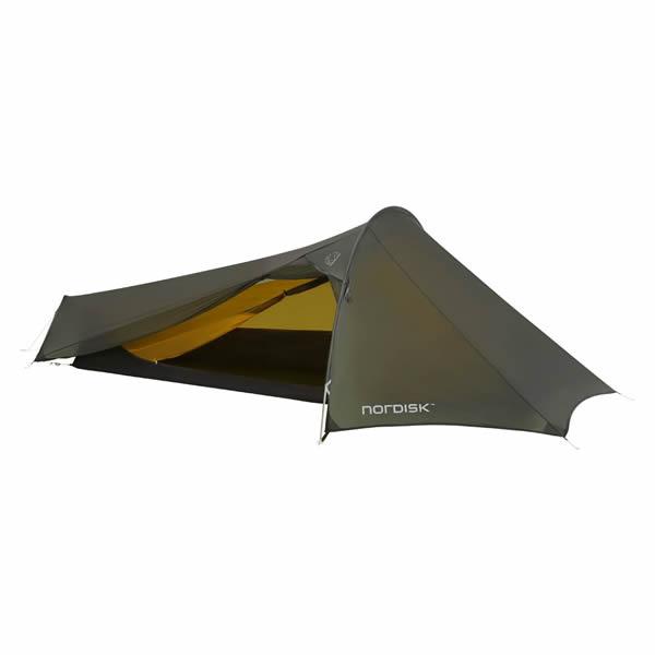 【国内正規品】ノルディスク NORDISK テント Lofoten 1 ULW (ロフォテン1 ULW) グリーン [151017](アウトドア キャンプ用品)【SUMMER_D18】