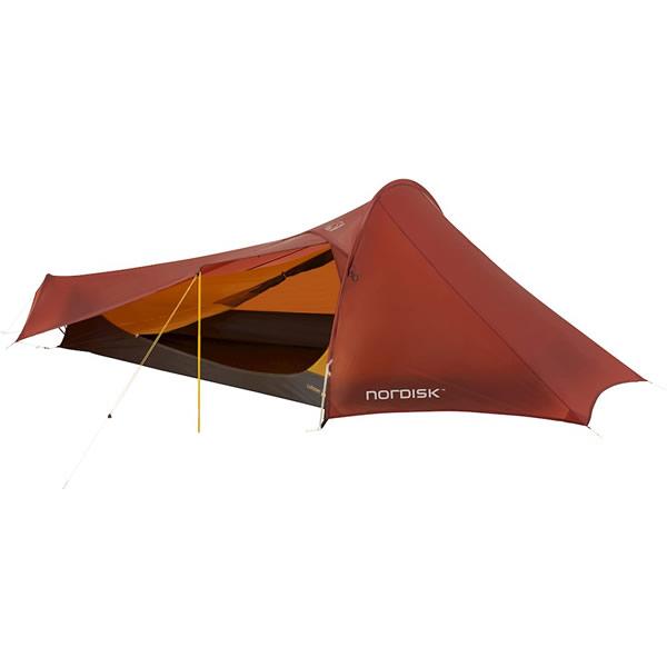 【国内正規品】ノルディスク NORDISK テント Lofoten 2 ULW (ロフォテン2 ULW) レッド [151021](アウトドア キャンプ用品)【SUMMER_D18】