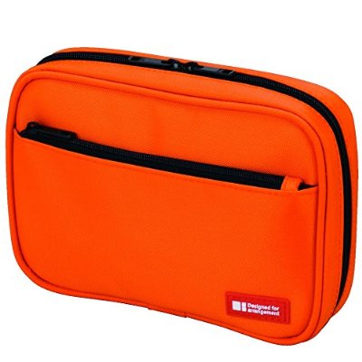 ▼P up to 36 times & coupon festival! It is ▼ [LIHIT LAB] Lihit Lab multi-card case bitter orange A-7550-4 Seville orange until 8/10 1:59