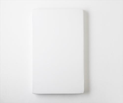 ★クーポン配布中★抗菌高級コットン100%の安心。 白く清潔な「ボックスシーツ」80 ダブル
