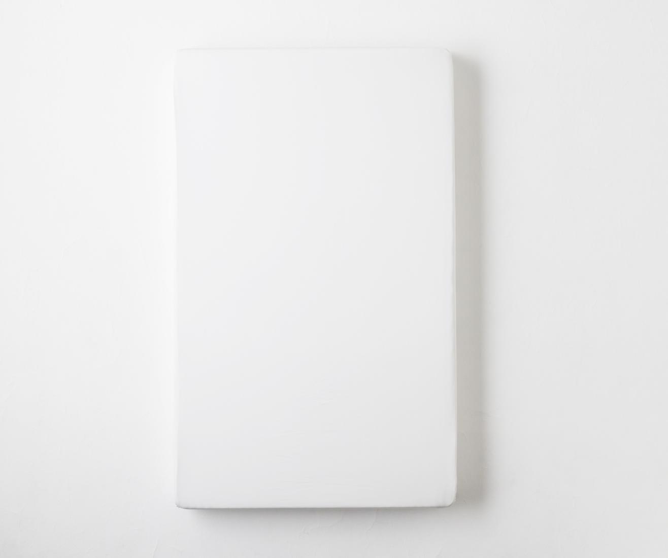 抗菌高級コットン100%の安心。 白く清潔な「ボックスシーツ」80 クイーン
