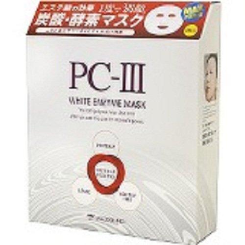 ▼P最大36倍&优惠券节!到8/10 1:59 4张装▼PC-III(P海三)白酵素口罩