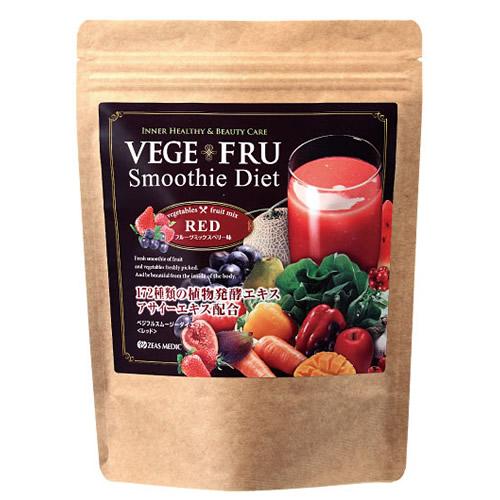 vege fru果蔬酵素代餐粉末300g猕猴桃草莓椰子味vegefru