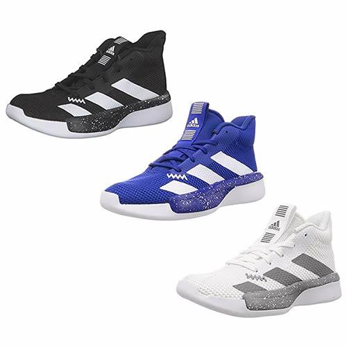 新色追加 完売 キッズ用バスケットボールシューズ adidas アディダス キッズスポーツシューズ Pro GTA38 2019 Next