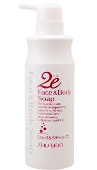 ▼P up to 36 times & coupon festival! Until 8/10 1:59 420 ml of ▼ 2e ドゥーエフェース & body soaps (soap soap soap body soap) (for approximately one month) (2e Doe S Kyn care sensitive skin drying skin mildness liquid soap liquid せ