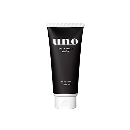 ▼P up to 36 times & coupon festival! Until 8/10 1:59 130 g of ▼ Shiseido UNO (ウーノ) whip wash black (face-wash face-wash form face wash for the men's man)