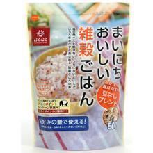 おかずとの相性抜群 はくばく まいにちおいしい雑穀ごはん 500g (雑穀米)