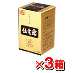 【お得な3箱セット】仙生露 顆粒ゴールド 30袋入×3個 [エスエスアイ]【送料無料/き無料】[健康食品][アガリクス茸][SSI]