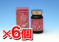 【送料無料/代引き無料】プレビジョン プライムピュア 120粒<6個セット>[健康補助食品][湧永製薬][wakunaga]