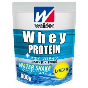 Morinaga confectionery Weider whey protein water shake lemon 800 g [28MM02203] / Weider Weider Weider / whey protein and water Sheikh upup7