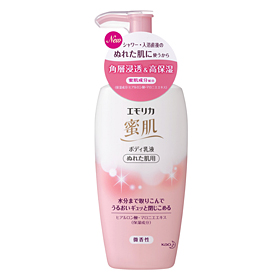 ▼P up to 36 times & coupon festival! It is ▼ Kao エモリカ honey skin body care emulsion subtle perfume-related 200 g until 8/10 1:59