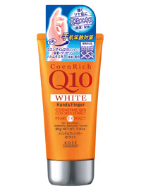 吐 coenrich Q10 Q10 白手霜 N 80 g