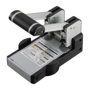 【送料無料】 強力パンチ [HD-410N] 1台 (穴あけパンチ)