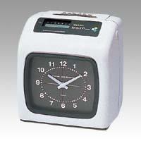電子タイムレコーダー [BX6000-W] 1台 本体色:ホワイト