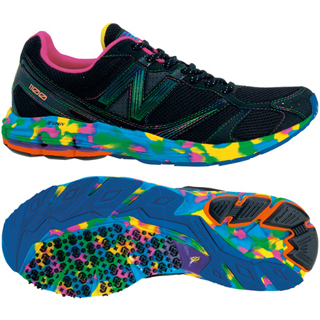 ?P up to 36 times \u0026 coupon festival! Until 8/10 1:59 ? NEW BALANCE New  Balance jogging marathon shoes RT1100 aurora black [returned goods exchange  ...