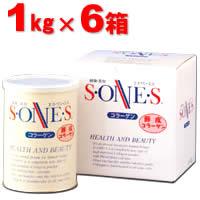 [S・ONE・S] エスワンエス 1kg 【6個set】【MK】