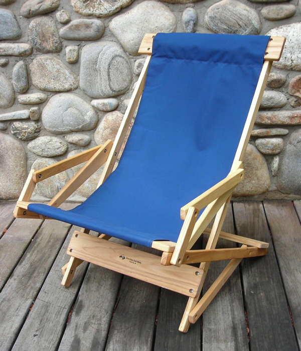 Genial Until 8/10 1:59 ▽ Blue Ridge Chair Works (blue Ridge Chair Works)  スリングリクライナーネイビー [SRCH03WN] (outdoor Camp Chair Chair Chair Chair Folding ...