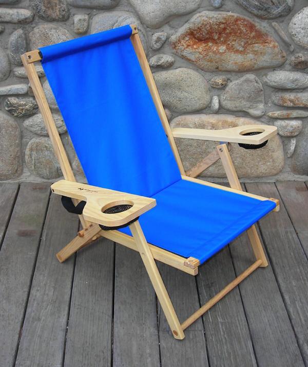 Blue Ridge Chair Works(ブルーリッジチェアワークス)アウターバンクスチェア アトランティックブルー [NFCH06WA]【MK】 (アウトドア キャンプ チェア 椅子 いす イス 折りたたみ 折り畳み キャンプ用品)