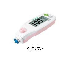 テルモ メディセーフフィット本体[ピンク](血糖測定器)【本体のみの販売】血糖値測定器 血糖測定器 ★