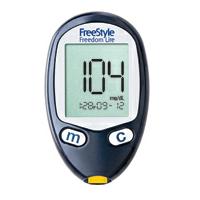 ABBOTT JAPAN自由式自由灯[产品号码:70959-70](供自我检验使用的葡萄糖测量仪器)★血糖指数测量仪器血糖测量仪器