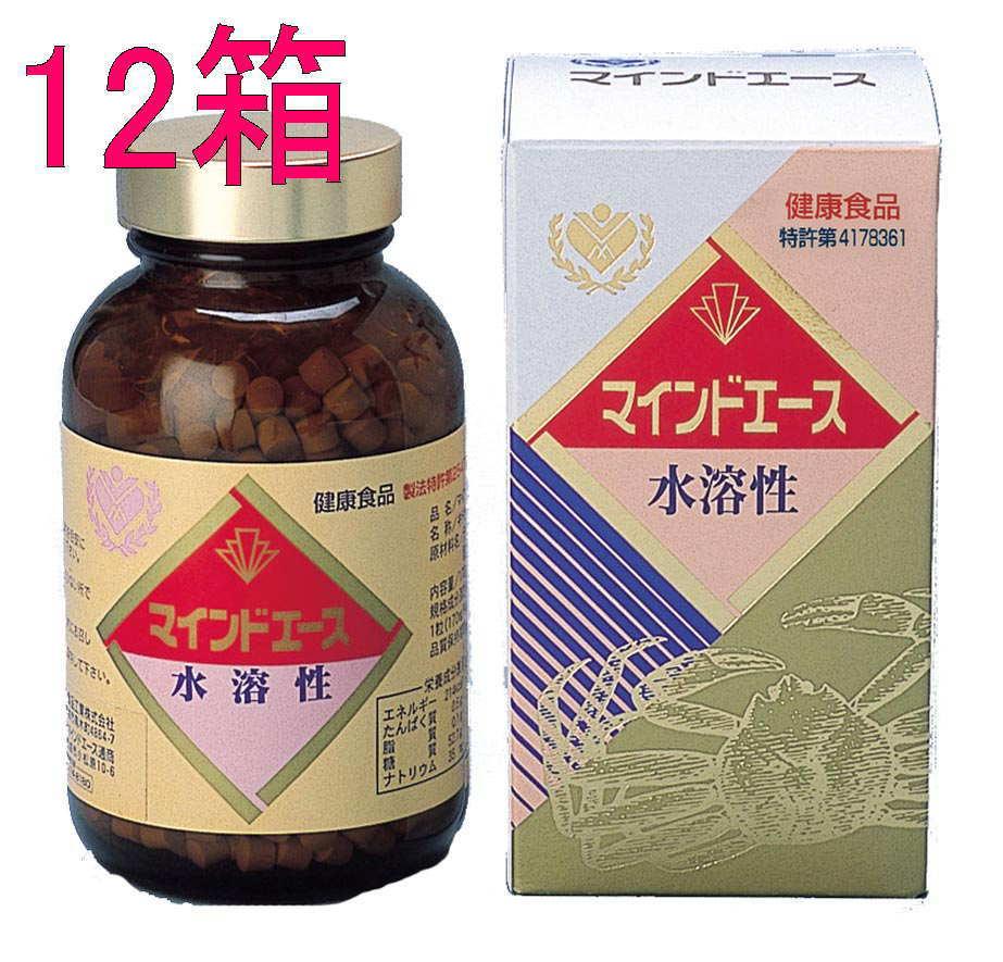 【送料無料】マインドエース1000徳用(粒状)(12箱セット) 水溶性キトサン キトサン食品工業正規品