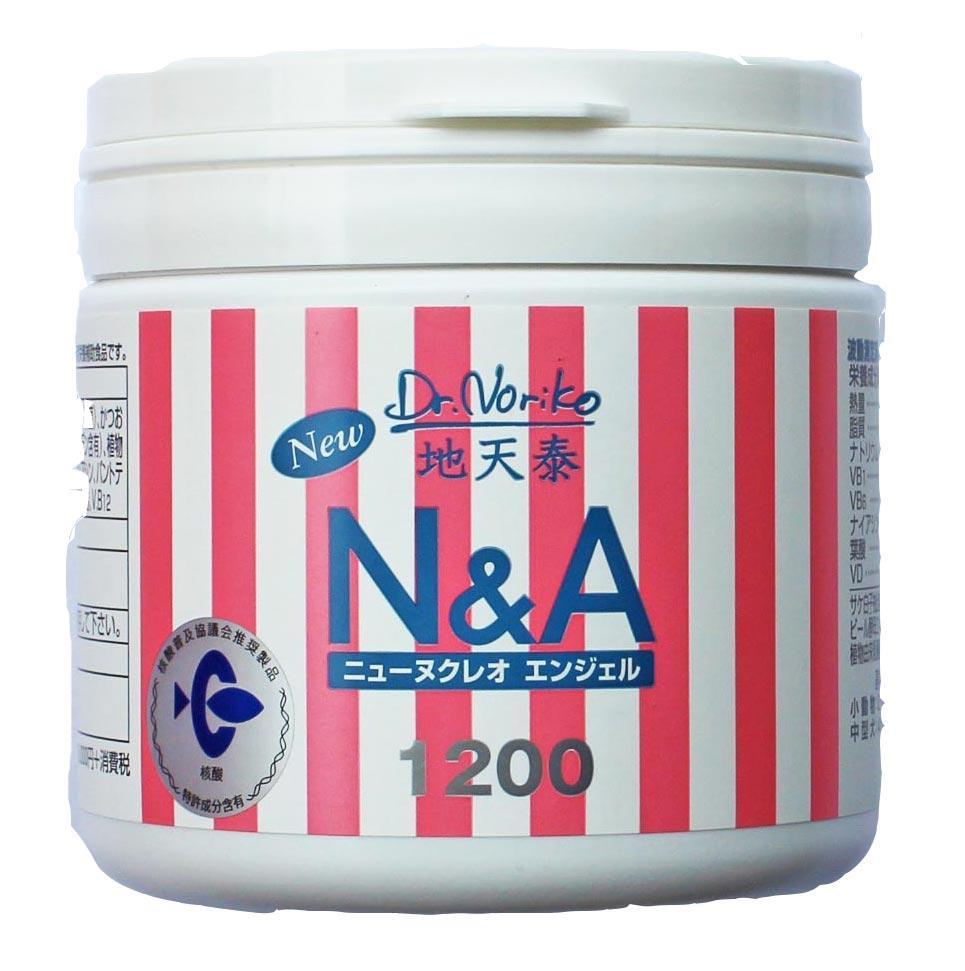 【送料無料】N&A1200 Drのり子のニューヌクレオエンジェル(1200粒)