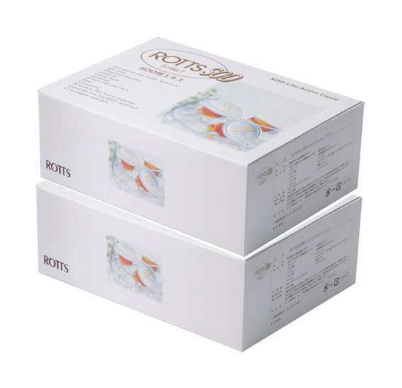 【送料無料】ROTTS-SOD66 (2箱セット) SOD様食品 低分子発酵エキス ロッツ正規品