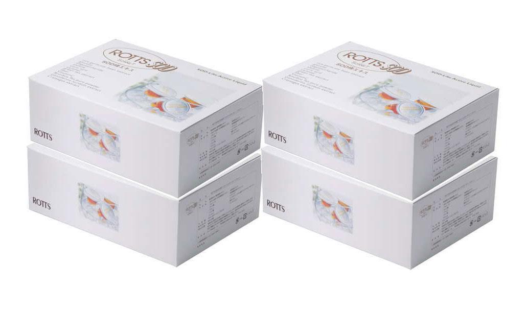 【送料無料】ROTTS-SOD66 (4箱セット) SOD様食品 低分子発酵エキス /ロッツ正規品
