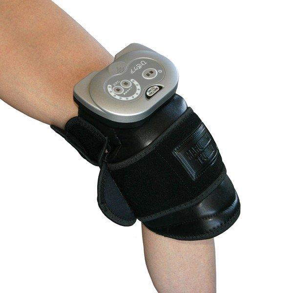 【ひざ専用家庭用低周波治療器 ひざケアSM1MT】マルタカテクノ正規品スイープ変調波で膝患部をダイレクトに刺激!
