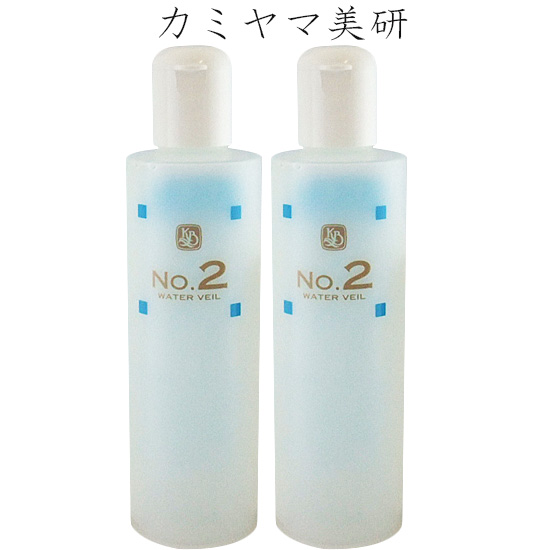顔を洗う水 No.2ウォーターベール 250ml×2本【土日営業】
