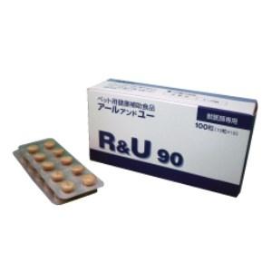 共立製薬 R&U 90 (アールアンドユー90) 100粒