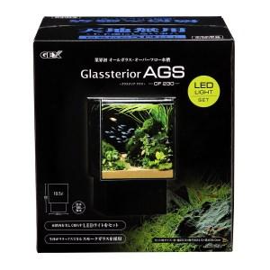 ◇GEX ジェックス オールガラス オーバーフロー水槽 GEX グラステリア AGS(アグス) OF-230