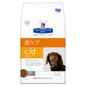 [療法食] Hills ヒルズ 犬用 尿ケア c/d マルチケア 小粒 チキン 7.5kg