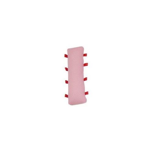 IINA(イーナ) ナチュラル 麻ピロピロスティック ピンク