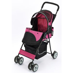 送料無料 マルカン 海外並行輸入正規品 おでかけカート fit ピンク DP-250 限定タイムセール os