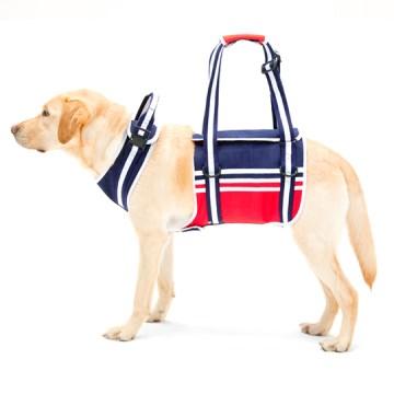 ◇トンボ 歩行補助ハーネスLaLaWalk(ララウォーク) 大型犬用 トリコロール S