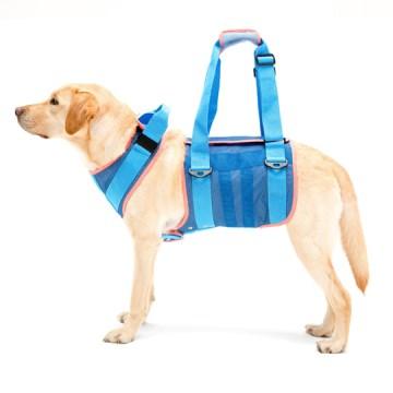 ◇トンボ 歩行補助ハーネスLaLaWalk(ララウォーク) 大型犬用 クールメッシュ S