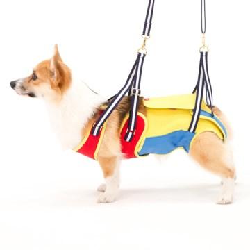 ◇トンボ 歩行補助ハーネスLaLaWalk(ララウォーク) 中型犬・コーギー用 TOY CM
