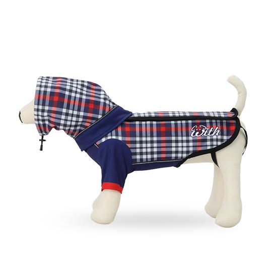 ◇トンボ ACTIVE WAN スタンダード小型犬用ヒートチェック L