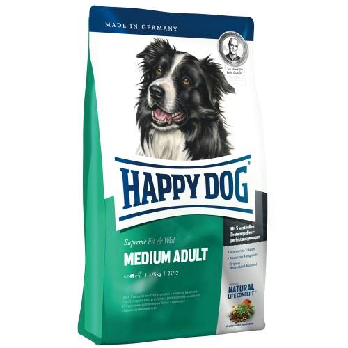 ◇HAPPY DOG(ハッピードッグ) スプリーム・フィット&ウェル ミディアム アダルト 12.5kg