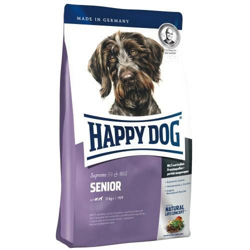 ◇HAPPY DOG(ハッピードッグ) スプリーム・フィット&ウェル シニア 12.5kg