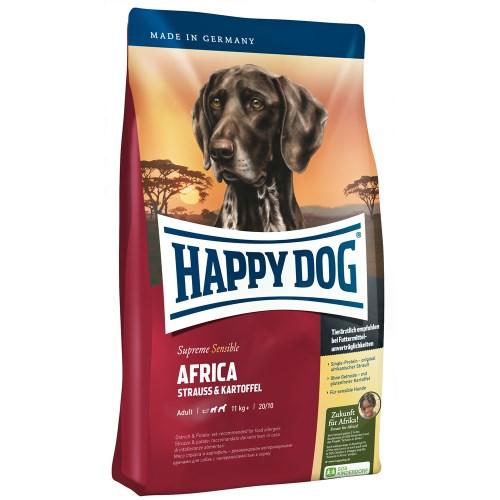 ◇HAPPY DOG(ハッピードッグ) スプリーム・センシブル アフリカ 12.5kg