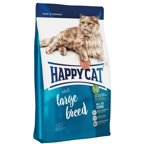 ◇HAPPY CAT(ハッピーキャット) スプリーム ラージブリード 4kg