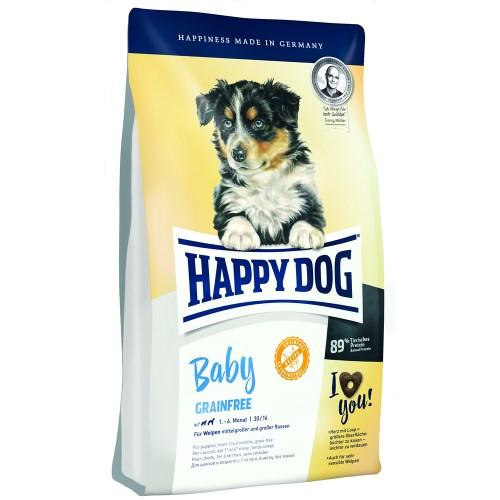 ◇HAPPY DOG(ハッピードッグ) スプリーム・ヤング ベビー グレインフリー 10kg