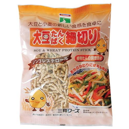 【お買上特典】大豆たんぱく・細切り 90g【三育】