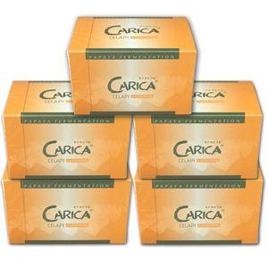 カリカセラピ PS501 ファミリーパック(100包) 5箱セット+50包+前回の注文特典orお楽しみサンプル100袋